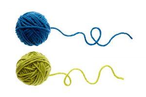 wool balls