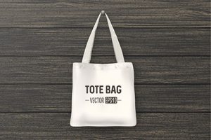 A cute tote bag to begin with