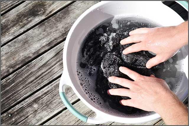 handwashing felt